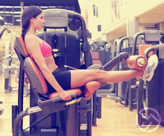 tabla de ejercicios para fortalecer el cuadriceps