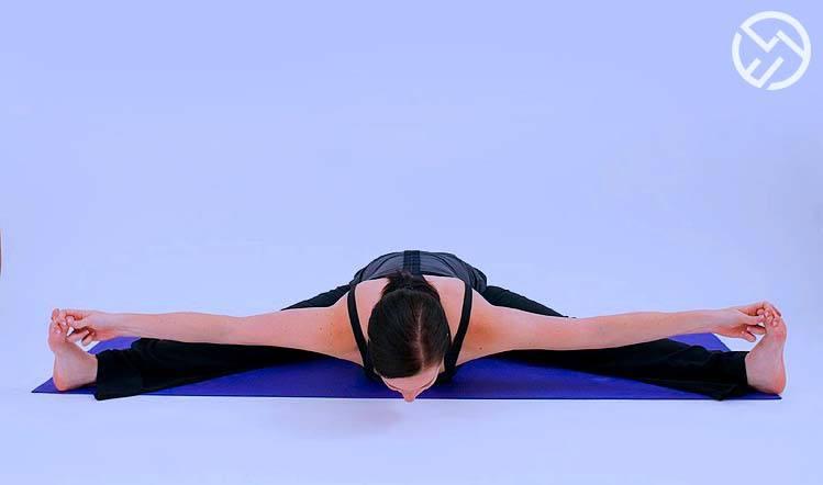 como extender bien las piernas