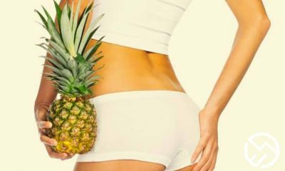 La dieta para mantener el peso con piña