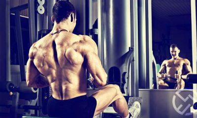 los mejores ejercicios de dorsales