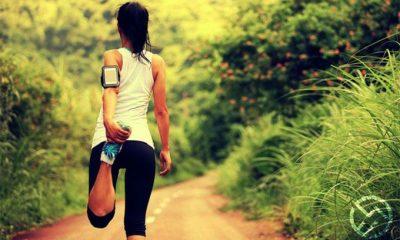ejercicios para estirar piernas despues de salir a correr