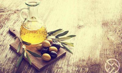 los aceites de olivas