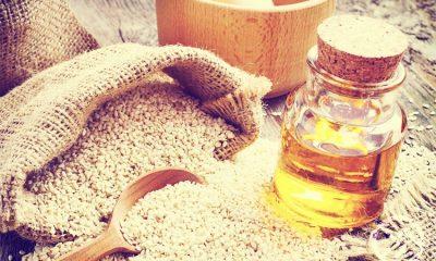 propiedades y beneficios del aceite ajonjoli o sesamo