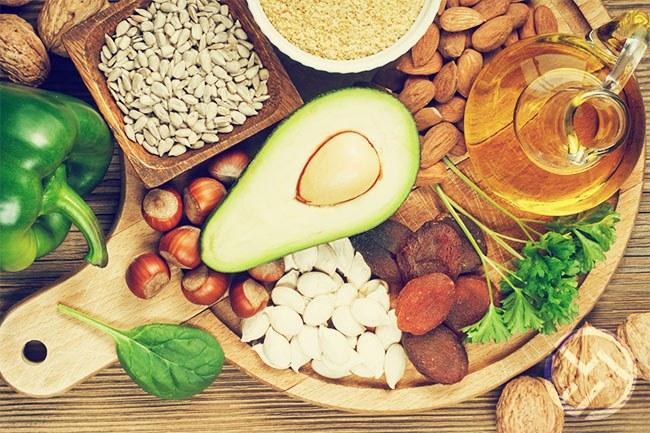 donde podemos encontrar la vitamina e