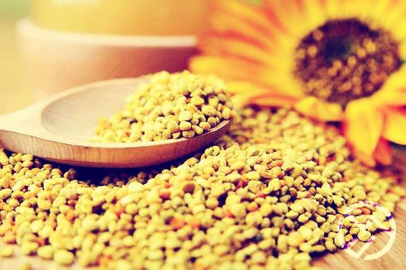 añade polen a tu dieta para disfrutar de sus propiedades