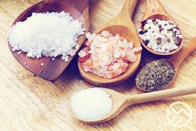 beneficios y efectos negativos del sodio en la dieta