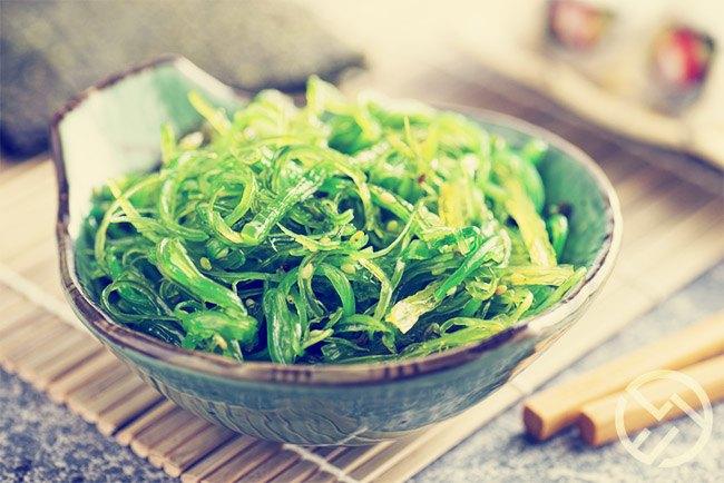 algunas algas son consideradas super alimentos