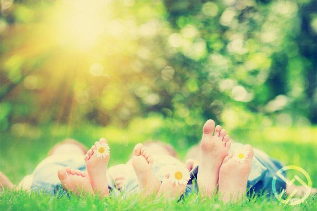 ventajas de enseñar a meditar a los niños