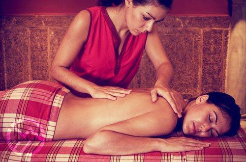 la metología persa del masaje