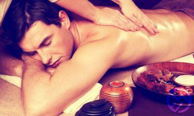 los beneficios del masaje persa