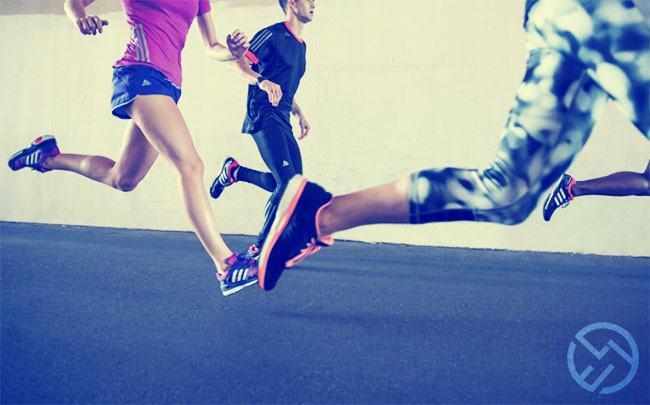 que hacer mientras corremos