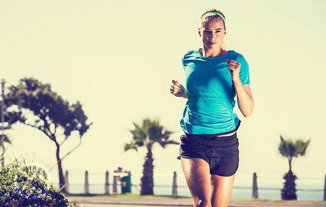 las ventajas de salir a correr normalmente