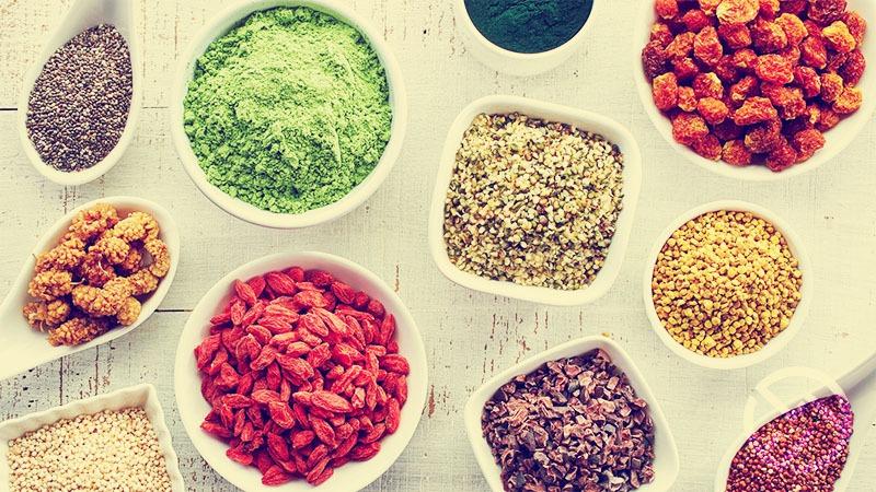 los super alimentos para la salud y el organismo