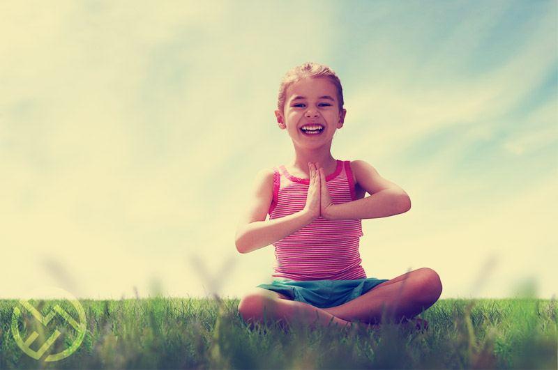 como enseñar mindfulness a los niños