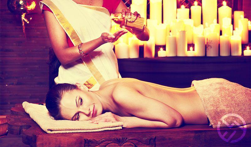 como se hace un masaje ayurvedico abhyanga