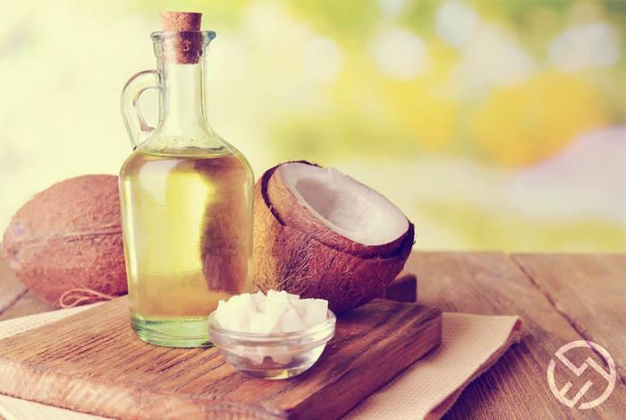 la polemica respecto el aceite de coco
