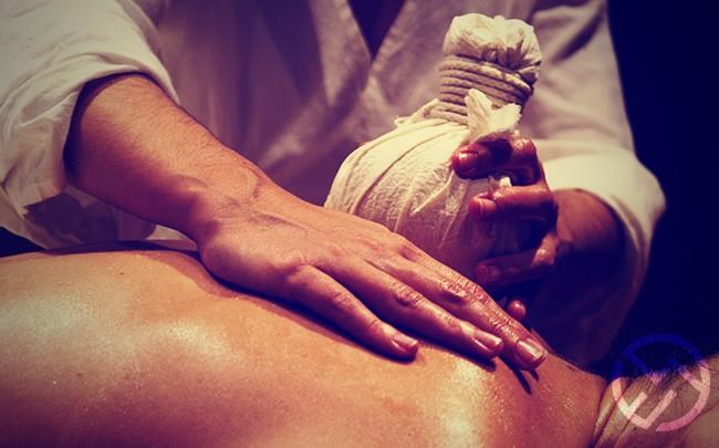 como se efectua el masaje