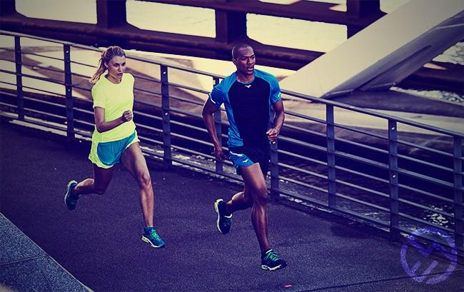 series de velocidad para correr más rápido