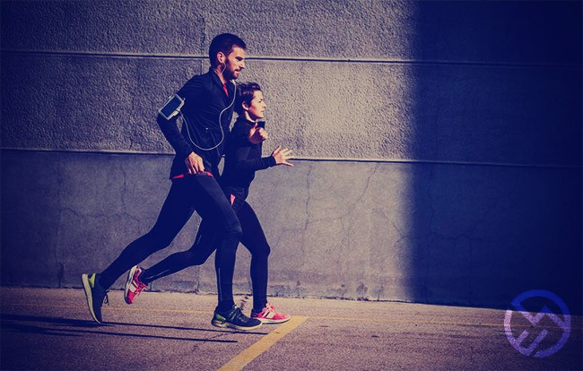 series de velocidad en atletismo