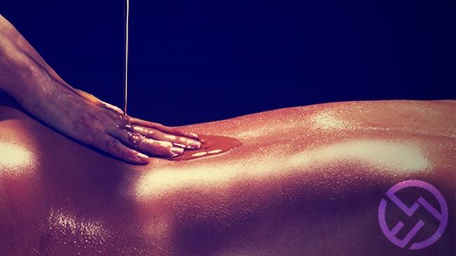 masaje ayurvedico de pies y manos