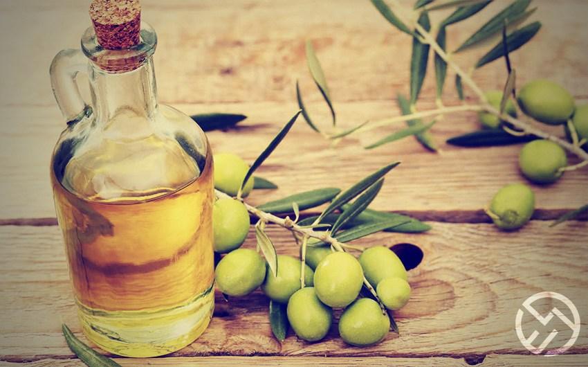 los beneficios del aceite de oliva para el pelo seco