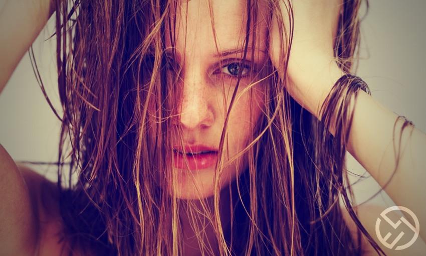 los mejores trucos para cuidar el pelo seco