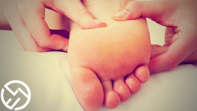 puntos ayurvédicos pies y manos