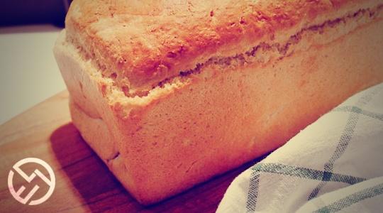 como hacer pan de molde libre de gluten