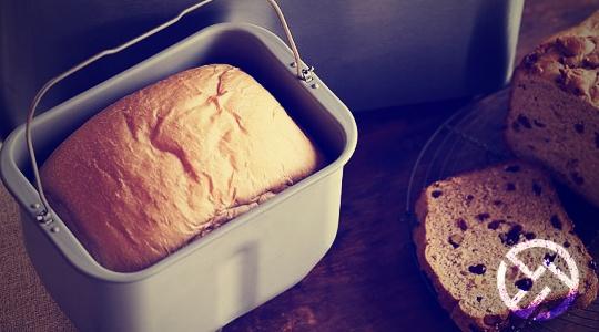Pan de molde Sin Gluten EN panificadora