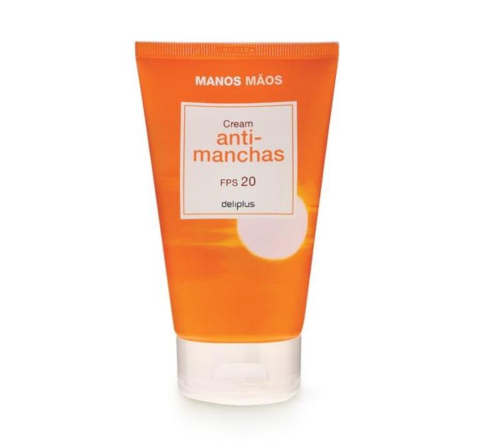 Crema de manos anti-manchas