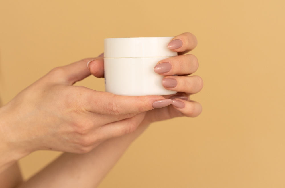 Crema de manos de Mercadona