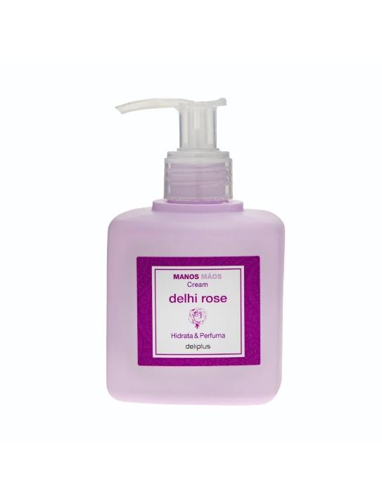 Crema de manos delhi rose Tarro