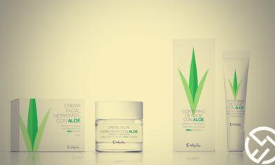 crema facial hidratante aloe deliplus