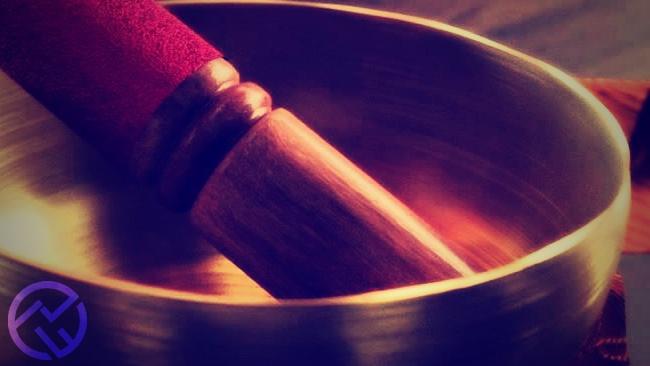 cuenco tibetano para masajes