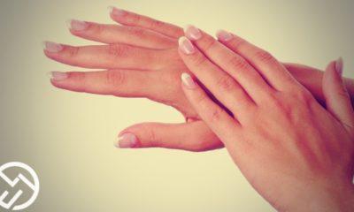 como hidratar manos secas