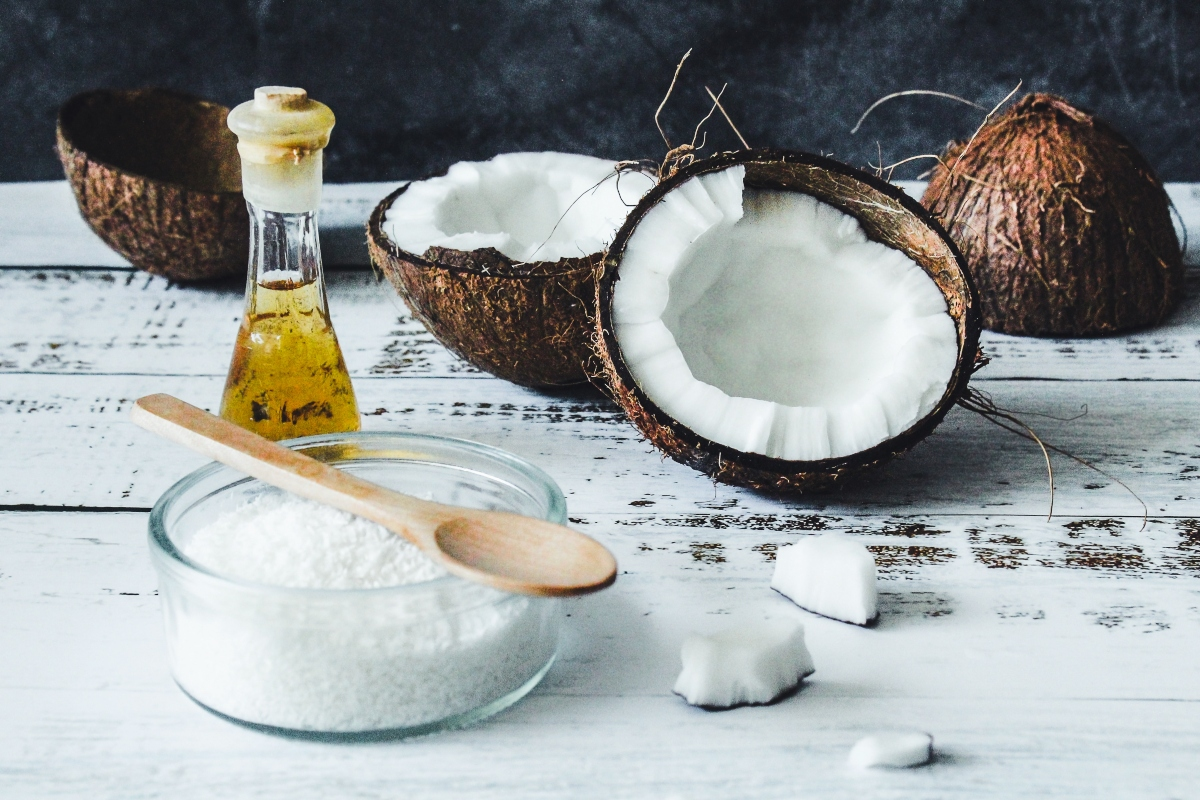 aceite de coco crema desmaquillante