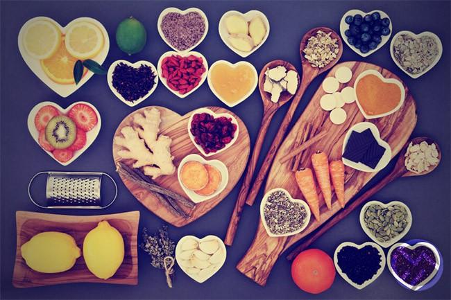 comer saludable es muy importante
