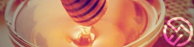 gel limpiador de miel