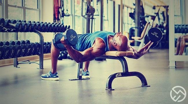 ¿Qué es la hipertrofia muscular Cómo se logra?