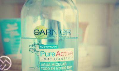 agua micelar de garnier amazon