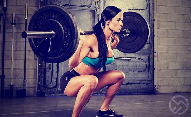 para entrenar todos los músculos
