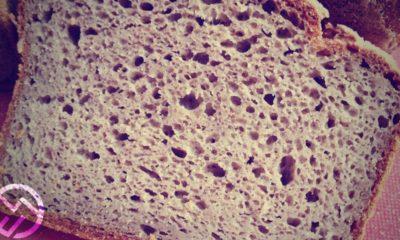 como hacer pan con trigo sarraceno