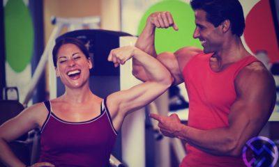 como ganar masa muscular
