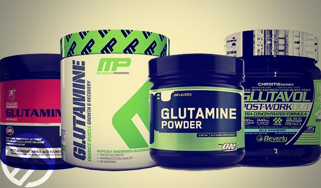 glutamina para el músculo