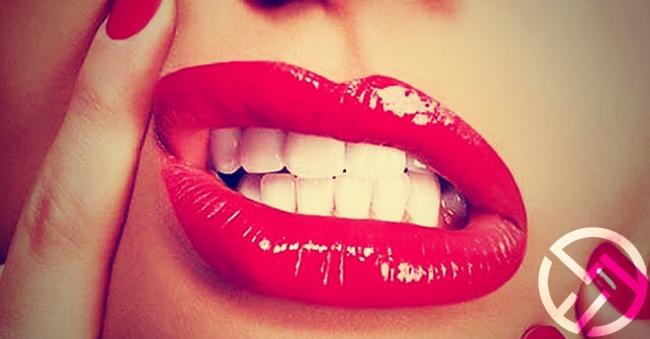 tener dientes blancos seguro
