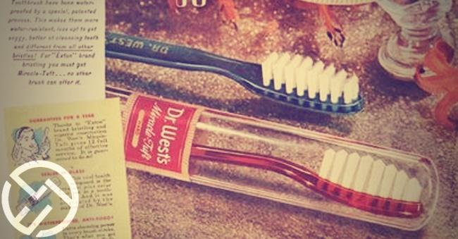 de donde viene el cepillo de dientes
