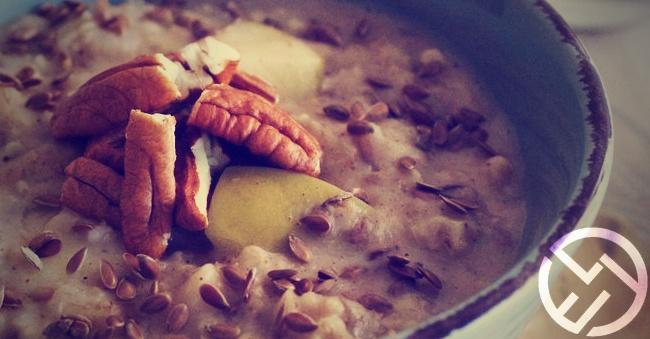 como hacer porridge
