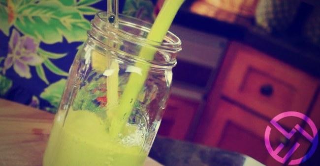 recetas batidos verdes