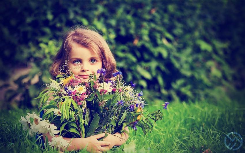 terapia flores de bach niños