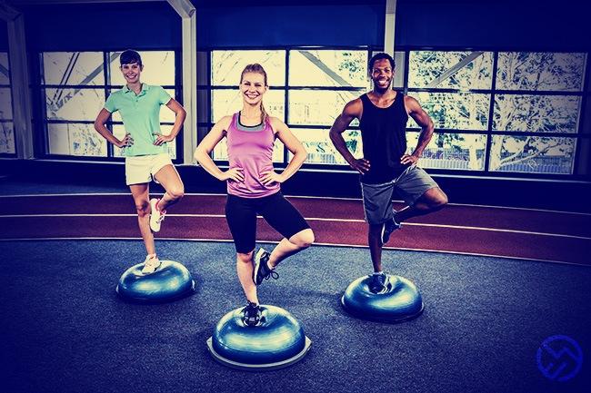 trabajo de estabilidad en fisioterapia y en el deporte